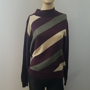 Nwt Kathie Lee collection sweater